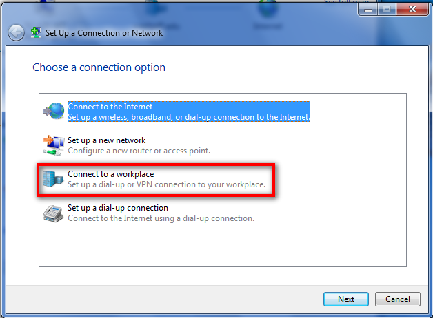 How To Setup VPN in Windows 7 - 5