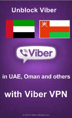 Unblock Viber with Viber VPN