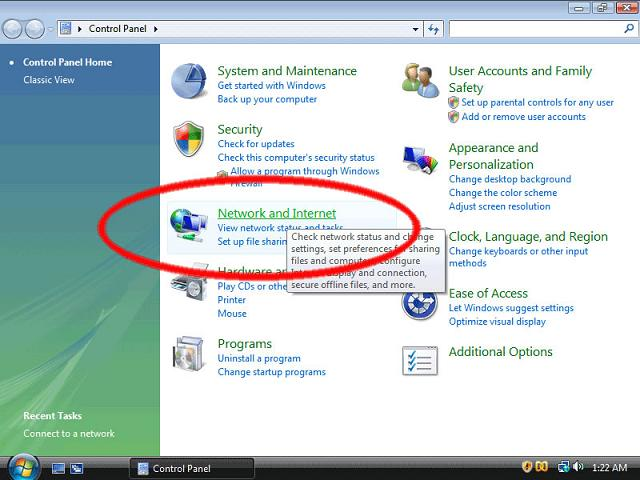 How to setup VPN in Windows Vista - 3