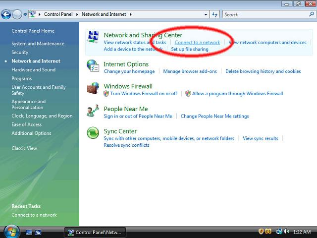 How to setup VPN in Windows Vista - 4