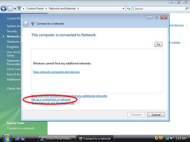 How to setup VPN in Windows Vista - 5